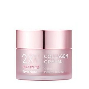TONYMOLY 2XR Collagen Cream korean skincare product online shop malaysia hong kong new zealand0