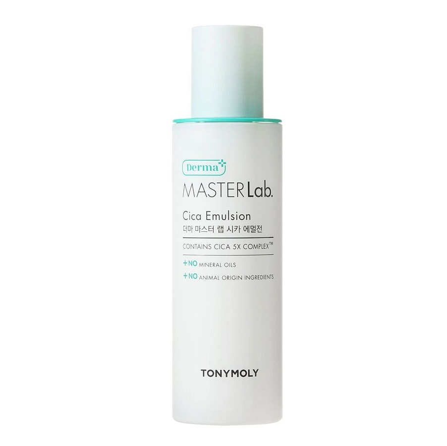 TONYMOLY Derma Master Lab Cica Emulsion korean skincare product online shop malaysia China india1