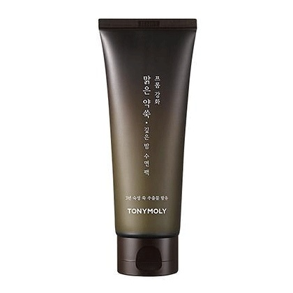 TONYMOLY From Ganghwa Pure Artemisia Deep Night Sleeping Mask korean skincare product online shop malaysia hong kong new zealand