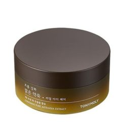 TONYMOLY From Ganghwa Pure Artemisia Real Eye Patchkorean skincare product online shop malaysia hong kong new zealand1