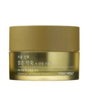 TONYMOLY From Ganghwa Pure Artemisia Watery Cream korean skincare product online shop malaysia hong kong new zealand111