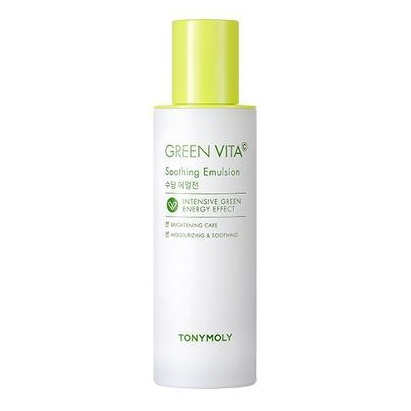 TONYMOLY Green Vita C Soothing Emulsion korean skincare product online shop malaysia China india