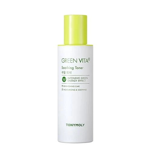 TONYMOLY Green Vita C Soothing Toner korean skincare product online shop malaysia China india1