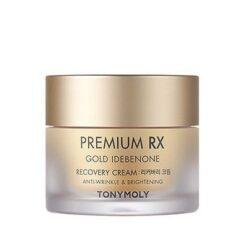 TONYMOLY Premium RX Gold Idebenone Recovery Cream korean skincare product online shop malaysia China india