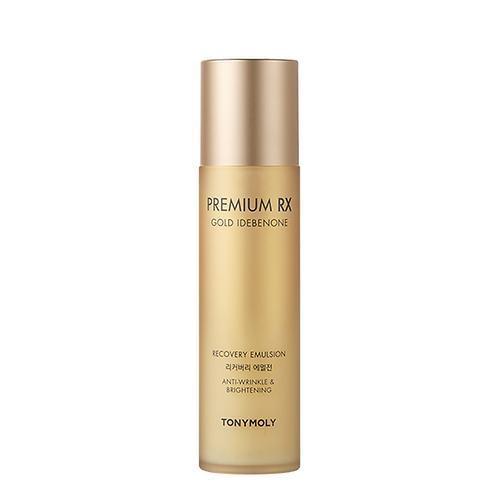 TONYMOLY Premium RX Gold Idebenone Recovery Emulsion korean skincare product online shop malaysia China india