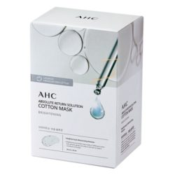 AHC Absolute Return Solution Cotton Mask korean skincare product online shop malaysia China india