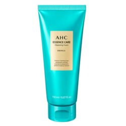 AHC Essence Care Cleansing Foam Emerald korean cosmetic makeup product online shop malaysia China India1
