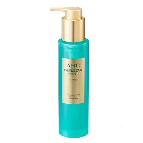 AHC Essence Care Cleansing Oil Emerald korean cosmetic makeup product online shop malaysia China India1