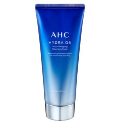 AHC Hydra G6 Micro Whipping Cleansing Foam korean cosmetic makeup product online shop malaysia China India