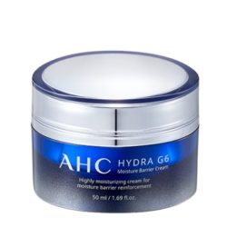 AHC Hydra G6 Moisture Barrier Cream korean skincare product online shop malaysia China India