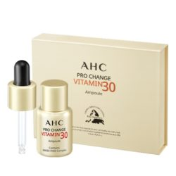 AHC Pro Change Vitamin 30 Ampoule korean skincare product online shop malaysia China India