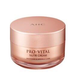 AHC Pro Vital Nutri Cream korean skincare product online shop malaysia China india