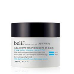 Belif Aqua Bomb Smart Cleansing Oil Balm korean cosmetic skincare product online shop malaysia macau china