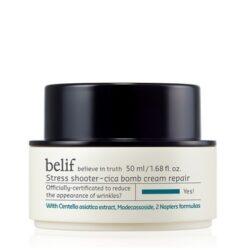 Belif Stress Shooter Cica Bomb Cream Repair korean cosmetic skincare product online shop malaysia china india0