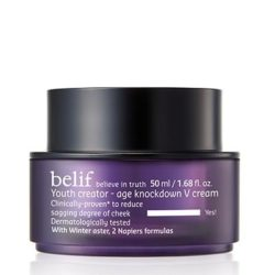 Belif Youth Creater Age Knockdown V Cream korean cosmetic skincare product online shop malaysia china india1