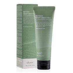 Benton Deep Green Tea Cleansing Foam korean cosmetic skincare product online shop malaysia China indonesia0