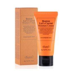 Benton Let's Carrot Moisture Cream korean cosmetic skincare product online shop malaysia China indonesia