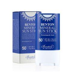 Benton Mineral Sun Stick korean cosmetic skincare product online shop malaysia China Indonesia