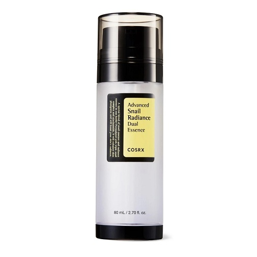 COSRX Advanced Snail Radiance Dual Essence korean cosmetic skincare product online shop malaysia China philippines