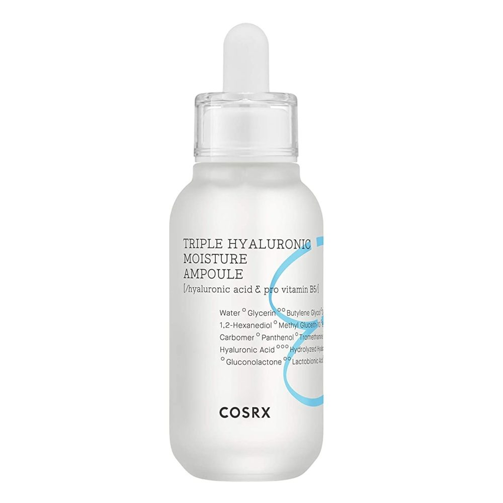 COSRX Hydrium Triple Hyaluronic Moisture Ampoule korean cosmetic skincare product online shop malaysia China philippines