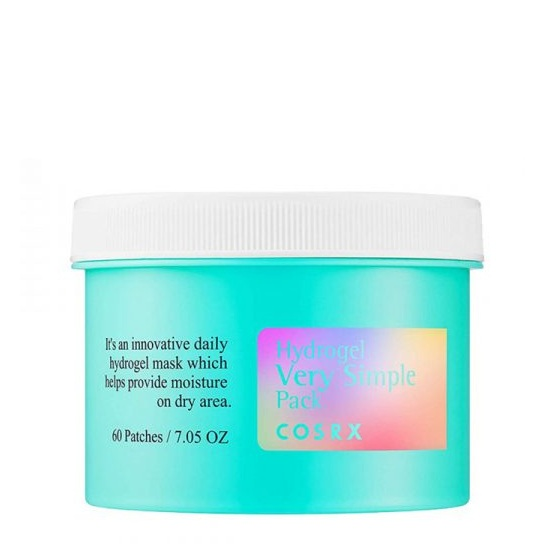 COSRX Hydrogel Very Simple Pack 60 patches 200g korean cosmetic skincare product online shop malaysia China philippines