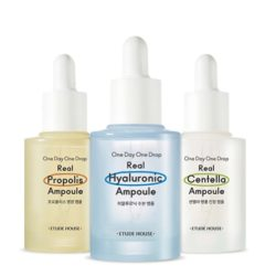 Etude House One Day One Drop Real Ampoule korean cosmetic skincare product online shop malaysia China india1
