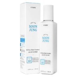 Etude House Soon Jung 10 Free Moist Emulsion korean cosmetic skincare product online shop malaysia China india1