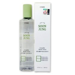 Etude House Soon Jung Centella Relief Toner korean cosmetic skincare product online shop malaysia China india0