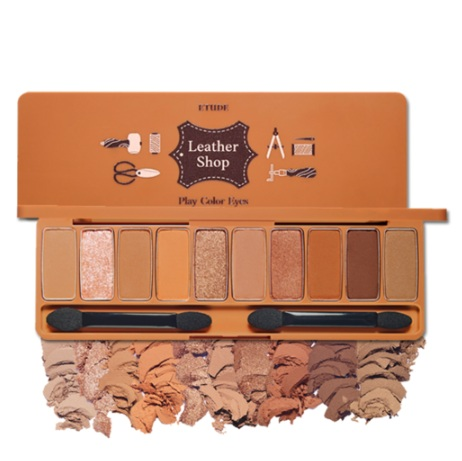 Etude House Play Color Eyes Mini Leather Shop korean cosmetic makeup product online shop malaysia macau thailand