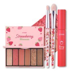 Etude House Strawberry Blossom Kit korean cosmetic makeup product online shop malaysia macau thailand1