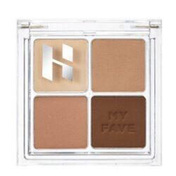 Holika Holika My Fave Eye Shadow Palette korean makeup product online shop malaysia China indonesia