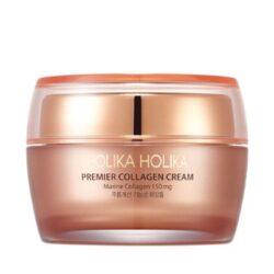 Holika Holika Premier Collagen Cream korean cosmetic skincare product online shop malaysia China hong kong
