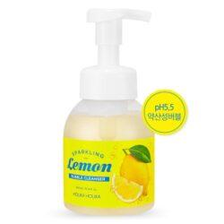 Holika Holika Sparkling Lemon Bubble Cleanser korean cosmetic skincare product online shop hong kong germany malaysia