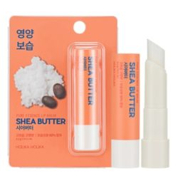Holika Holika Pure Essence Shea Butter Lip Balm korean cosmetic makeup product online shop malaysia China india