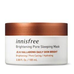 Innisfree Brightening Pore Sleeping Mask Korean skincare product online shop malaysia China taiwan