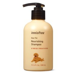 Innisfree Dear Pet Nourishing Shampoo [Recommended for dry and long hair] 300ml
