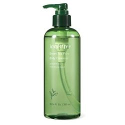Innisfree Green Tea Pure Body Cleanser korean skincare product online shop malaysia China India