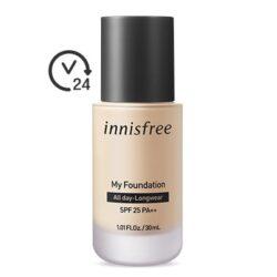 Innisfree My foundation korean makeup product online shop malaysia Italy taiwan