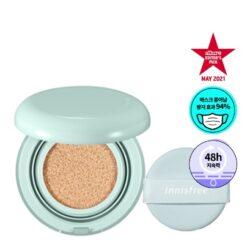 Innisfree No Sebum Powder Cushion korean makeup product online shop malaysia Italy taiwan