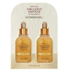 It's Skin Prestige 24k Gold Ampoule D'escargot korean skincare product online shop malaysia China finland