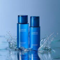 Laneige ACTIVE WATER DUO SET korean men skincare cosmetic product online shop malaysia China Vietnam1