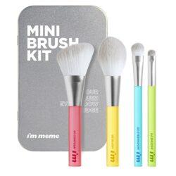 MEMEBOX I'm Meme I'm Mini Brush Kit korean skincare makeup cosmetic product online shop malaysia China