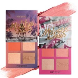 MEMEBOX Pony Effect L.A. Days Blush Palette korean skincare makeup product online shop malaysia China philippines
