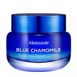 Mamonde Blue Chamomile Soothing Repair Cream korean skincare product online shop malaysia China macau