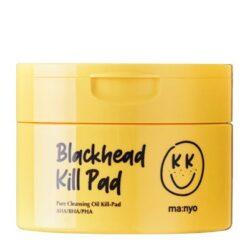 Manyo Factory Blackhead Pure Cleansing Oil Kill Pad 50ea Korean skincare product online shop malaysia china japan