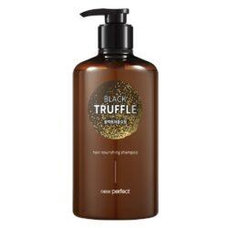 Mise En Scene Black Truffle Oil Hair Nourishing Shampoo korean skincare product online shop malaysia China hong kong