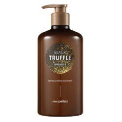 Mise En Scene Black Truffle Oil Hair Treatment 900ml korean skincare product online shop malaysia China hong kong