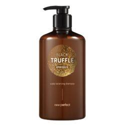 Mise En Scene Black Truffle Oil Scalp Balancing Shampoo korean skincare product online shop malaysia thailand singapore