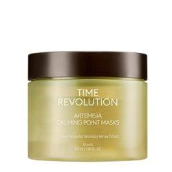 Missha Time Revolution Artemisia Calming Point Masks korean skincare product online shop malaysia China Macau0