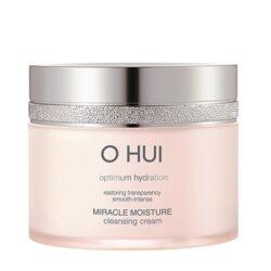OHUI Miracle Moisture Cleansing Cream korean skincare product online shop malaysia vietnam singapore
